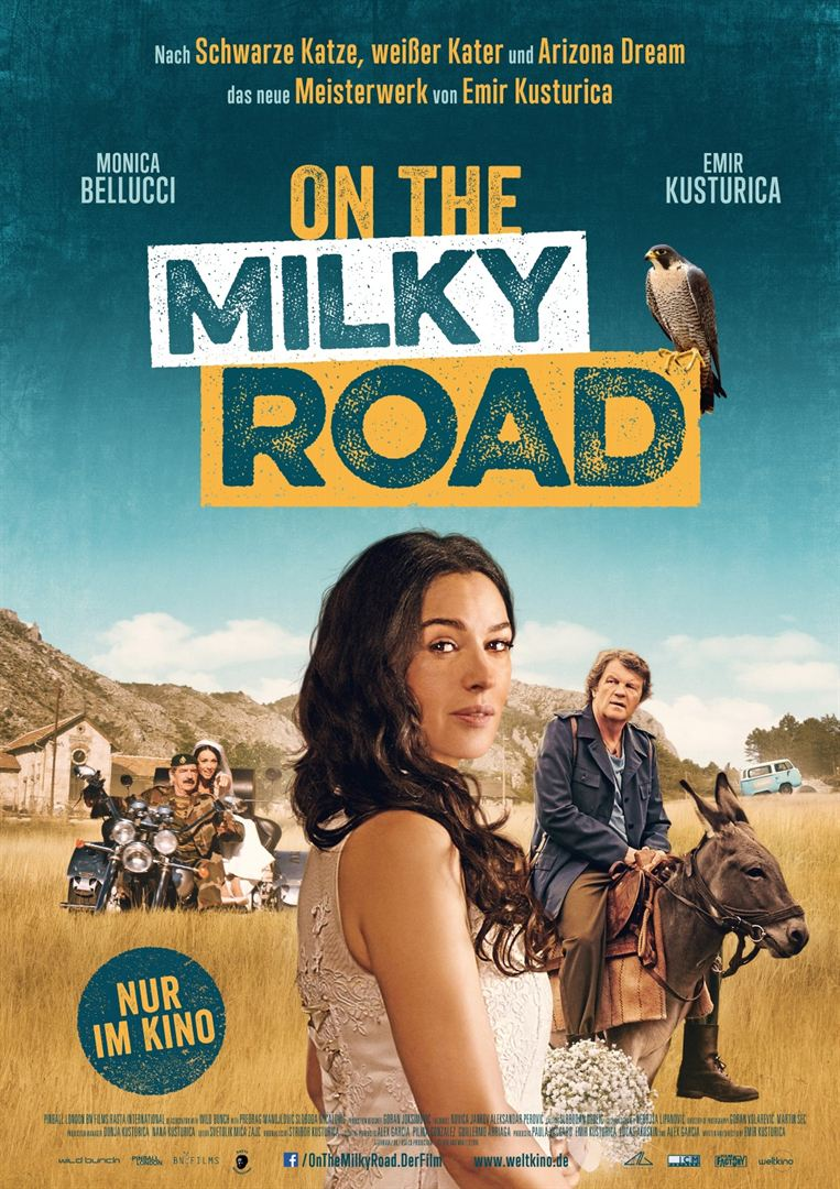 On The Milky Road Film anschauen Online