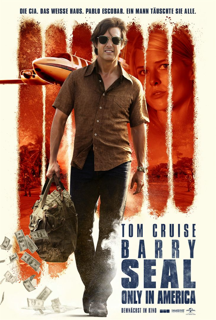 Barry Seal - Only In America Film anschauen Online