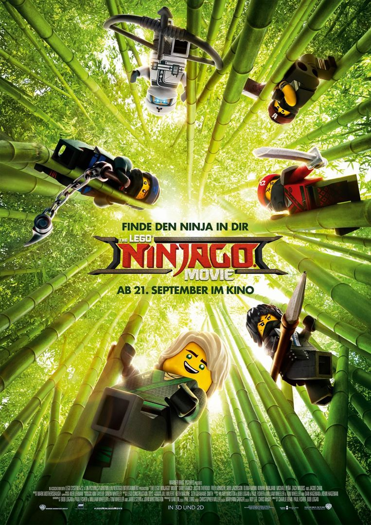 The LEGO Ninjago Movie Film ansehen Online