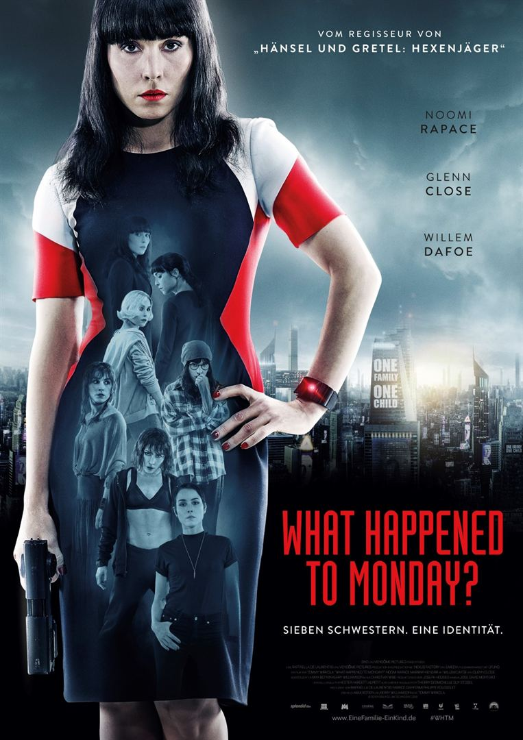 What Happened To Monday? Film ansehen Online
