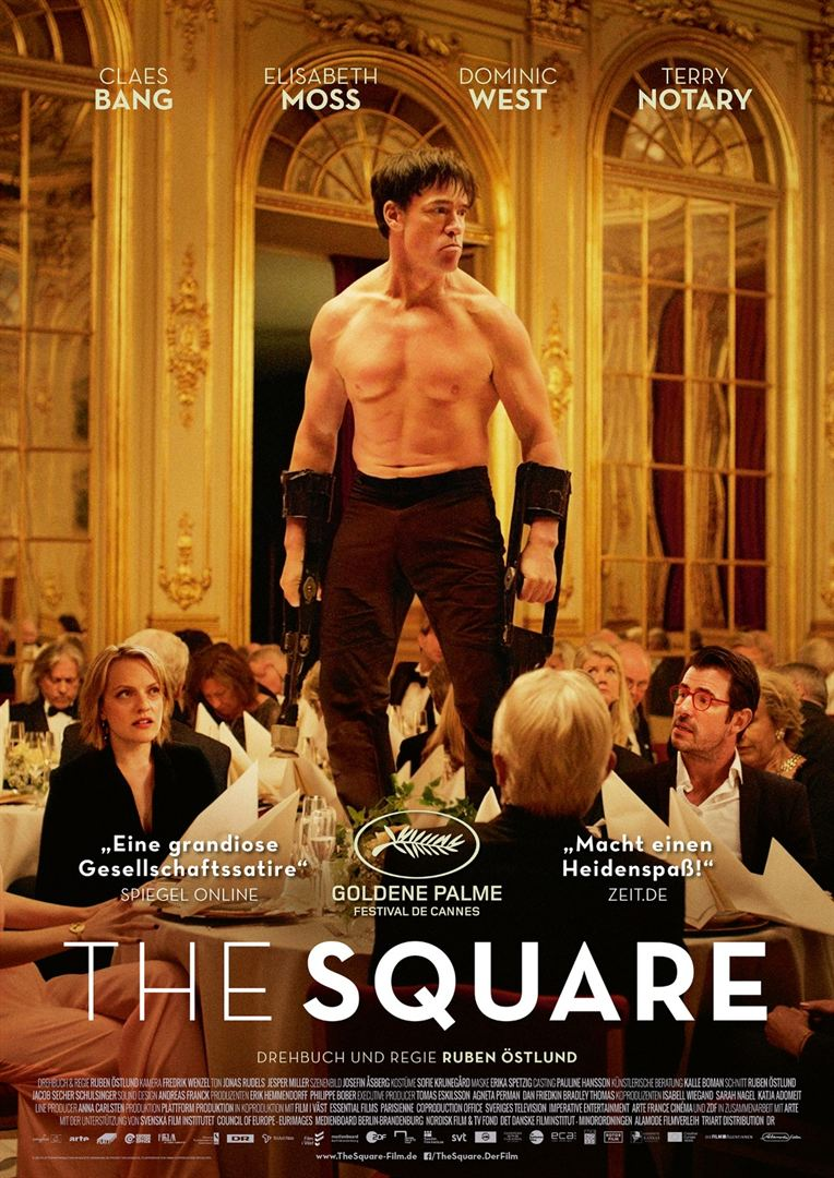 The Square Film ansehen Online