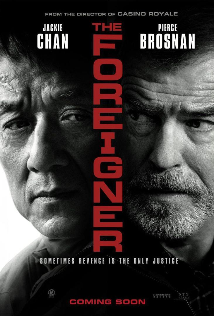 The Foreigner Film anschauen Online