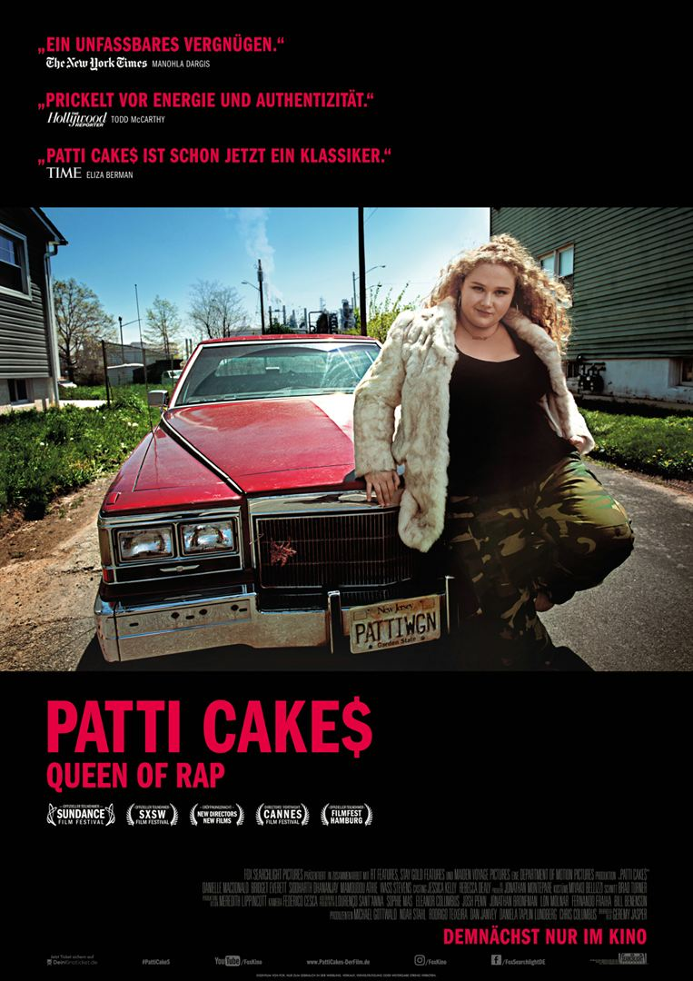 Patti Cake - Queen Of Rap Film anschauen Online
