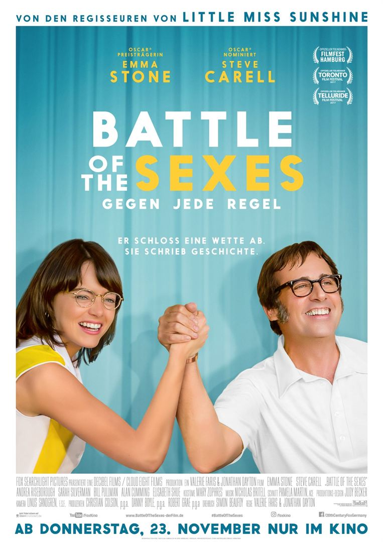 Battle Of The Sexes - Gegen jede Regel Film anschauen Online