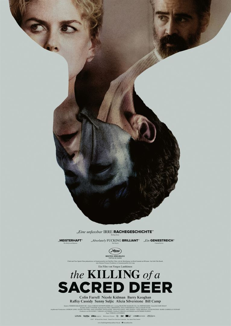 The Killing Of A Sacred Deer Film anschauen Online