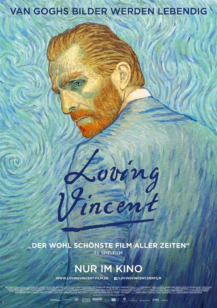 Loving Vincent Film anschauen Online