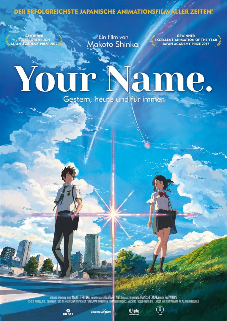 Your Name Film ansehen Online