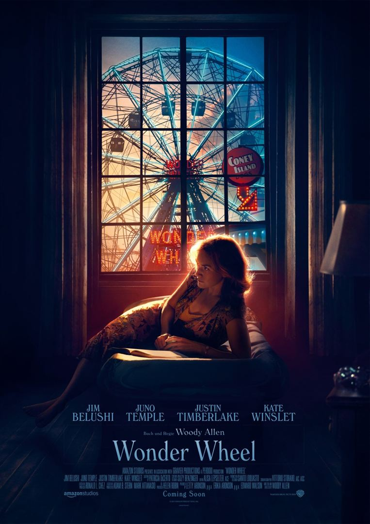 Wonder Wheel Film anschauen Online