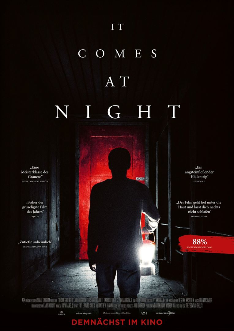 It Comes At Night Film ansehen Online