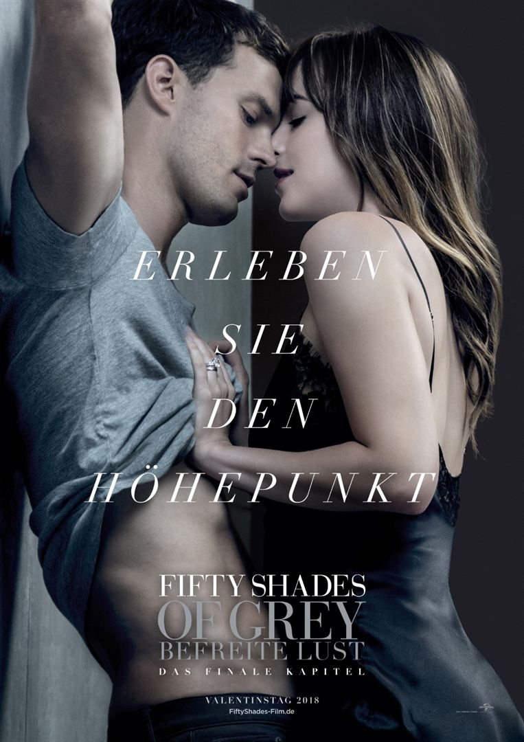 Fifty Shades Of Grey 3 - Befreite Lust Film anschauen Online