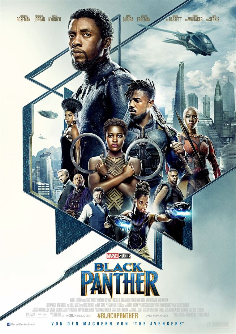 Black Panther Film anschauen Online