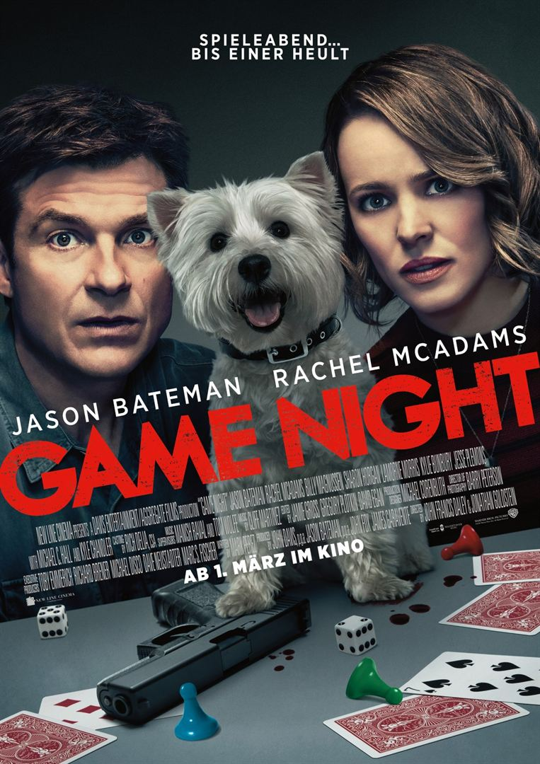 Game Night Film ansehen Online