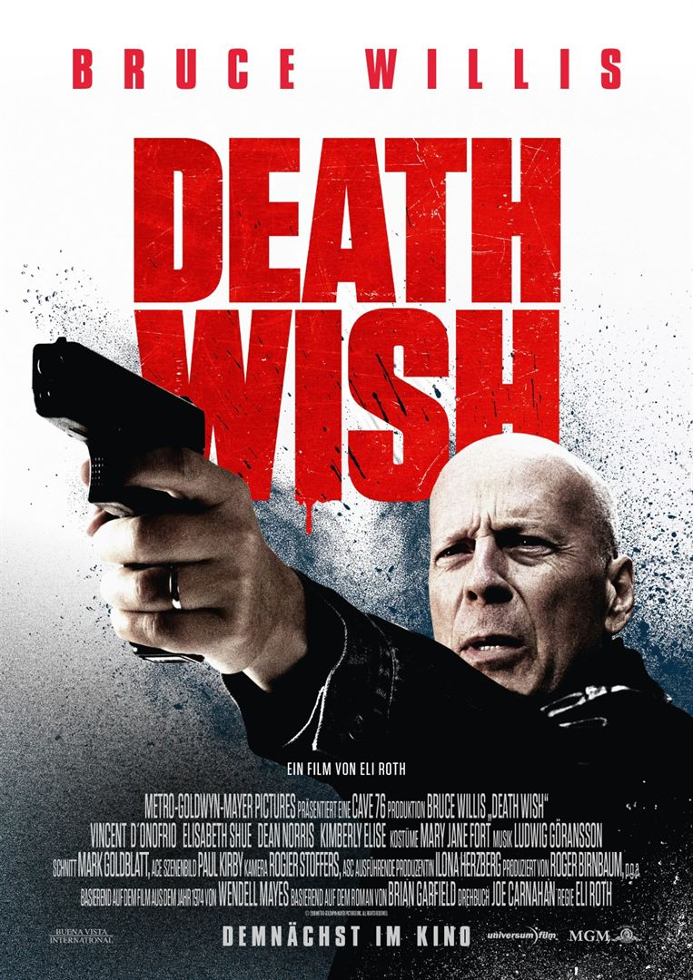 Death Wish Film anschauen Online