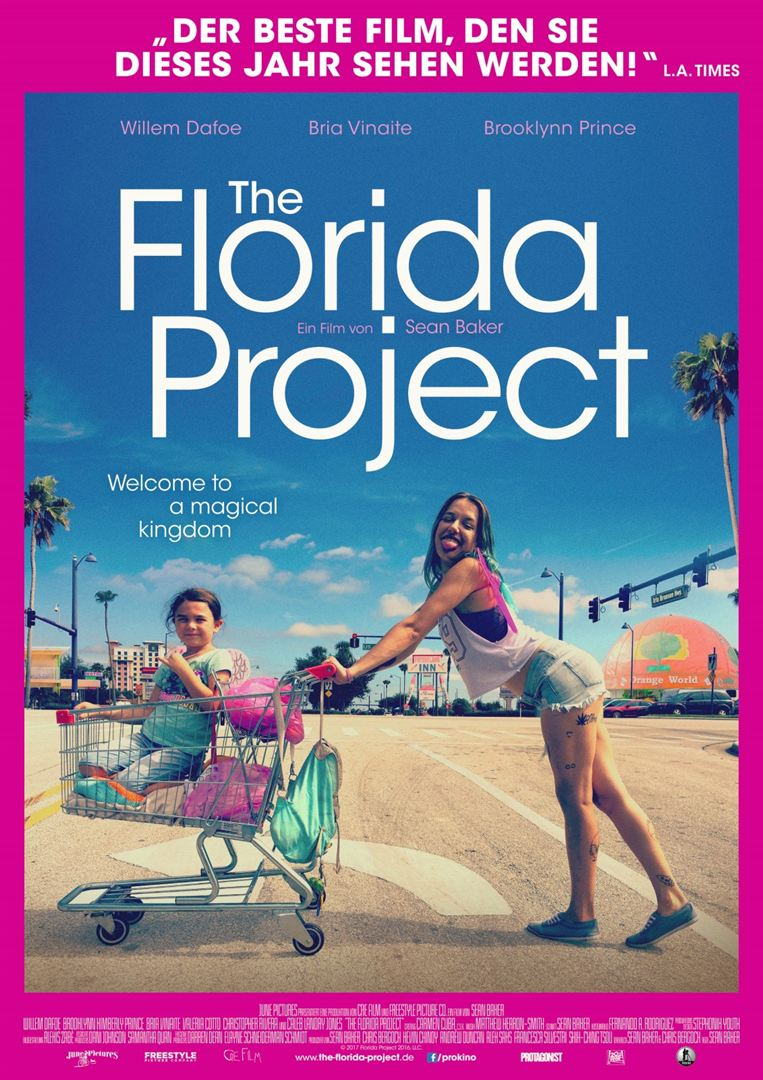 The Florida Project Film anschauen Online