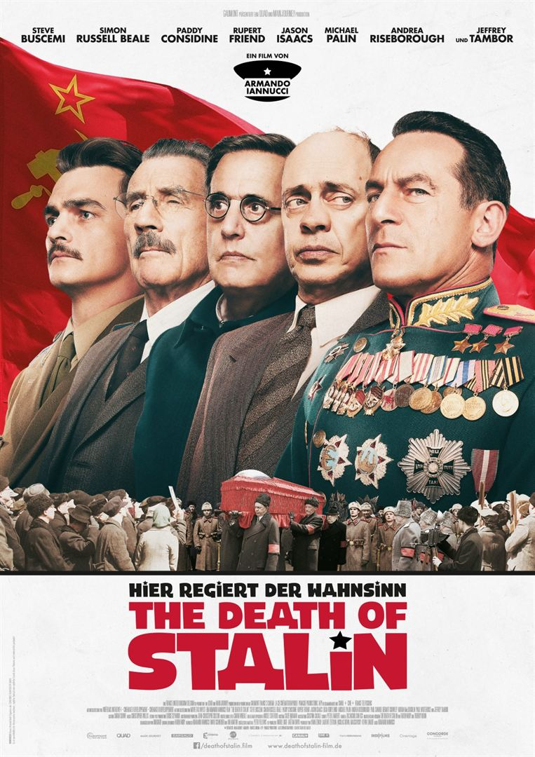 The Death of Stalin Film anschauen Online