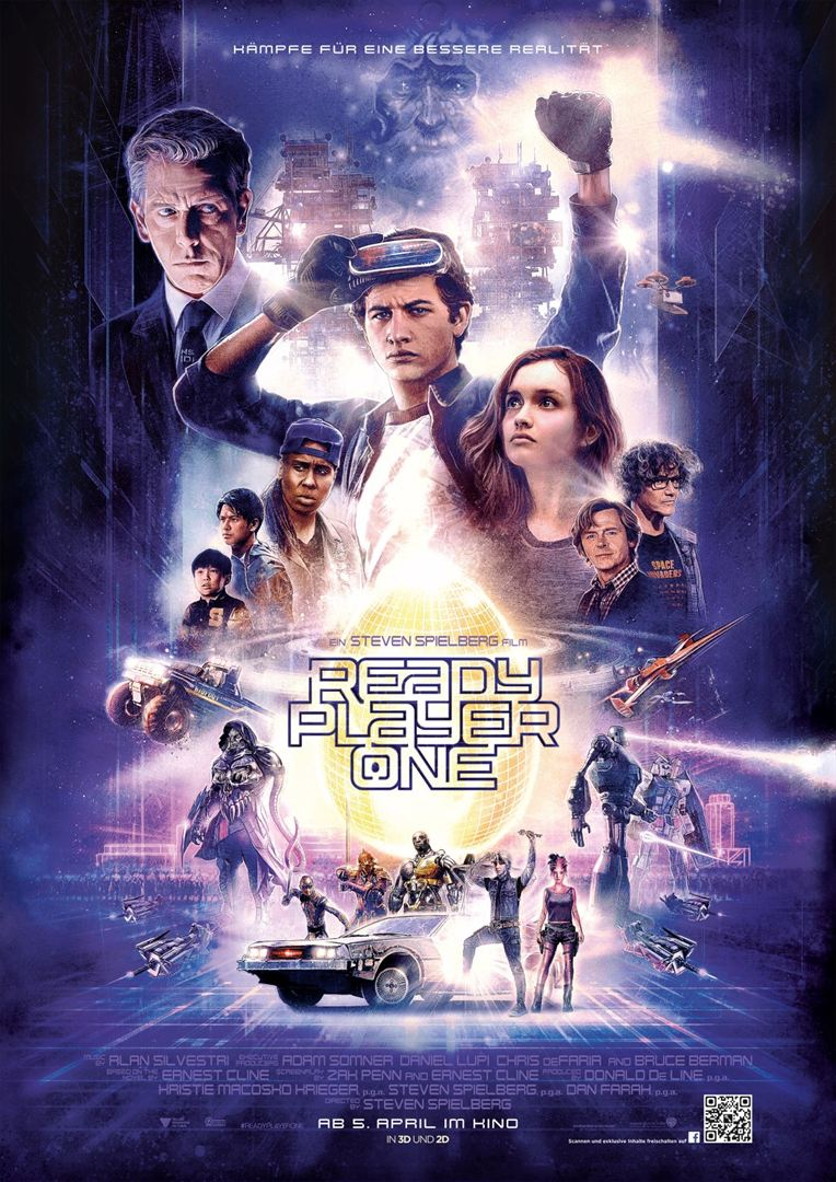 Ready Player One Film anschauen Online