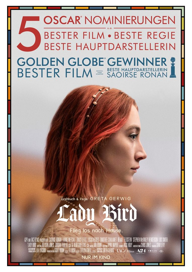 Lady Bird Film anschauen Online