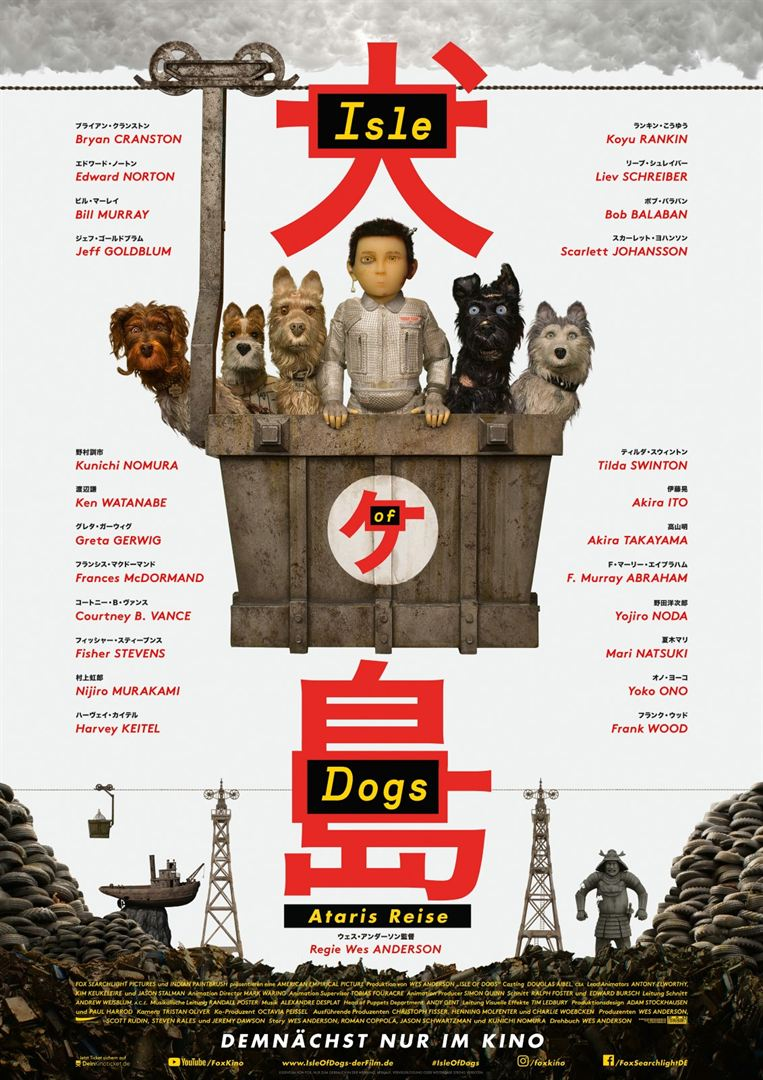 Isle of Dogs - Ataris Reise Film anschauen Online