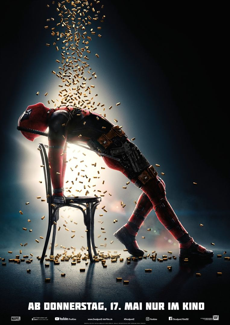 Deadpool 2 Film anschauen Online