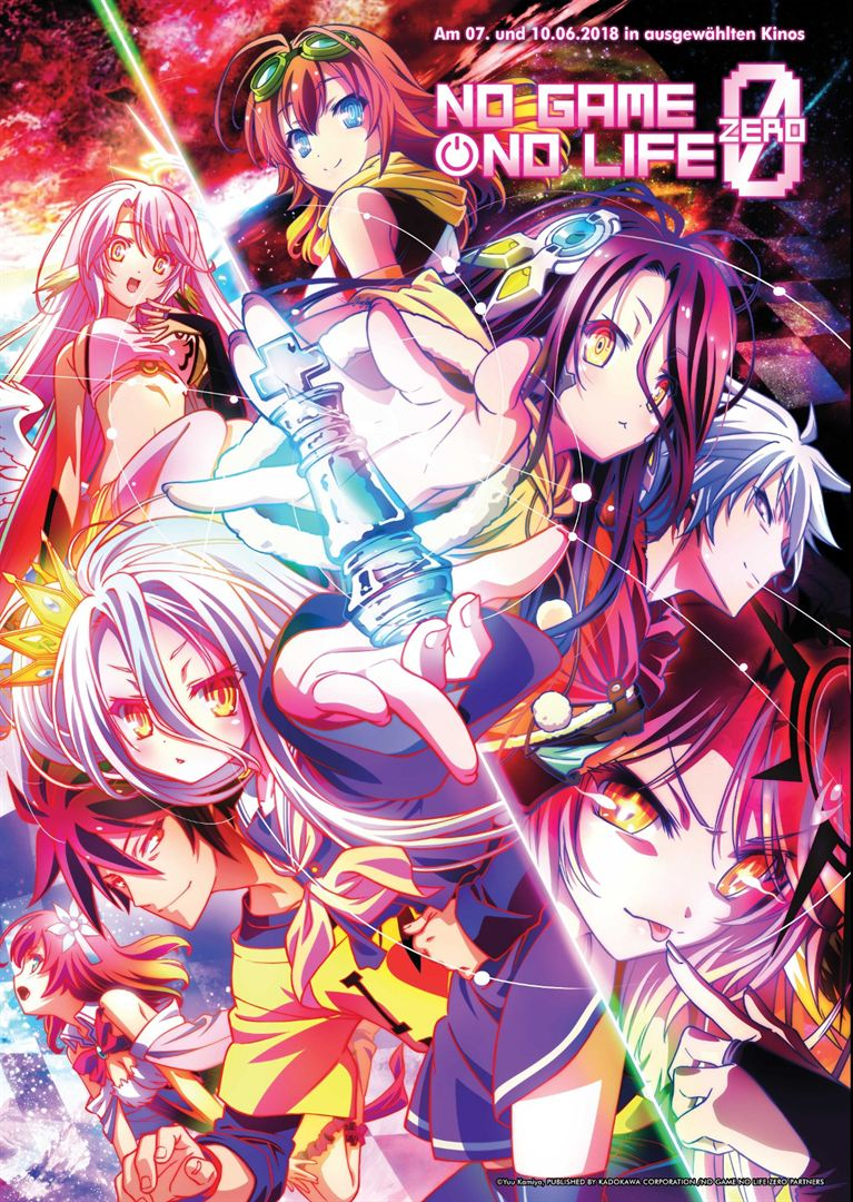 No Game No Life Zero Film anschauen Online