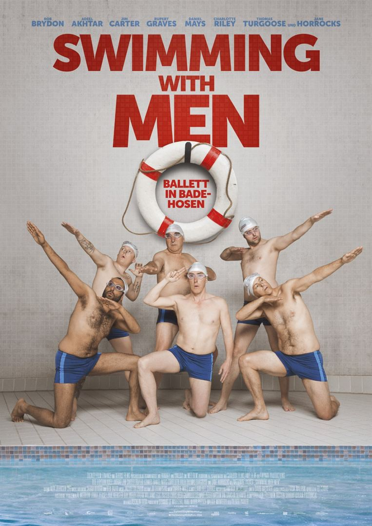 Swimming With Men Film anschauen Online