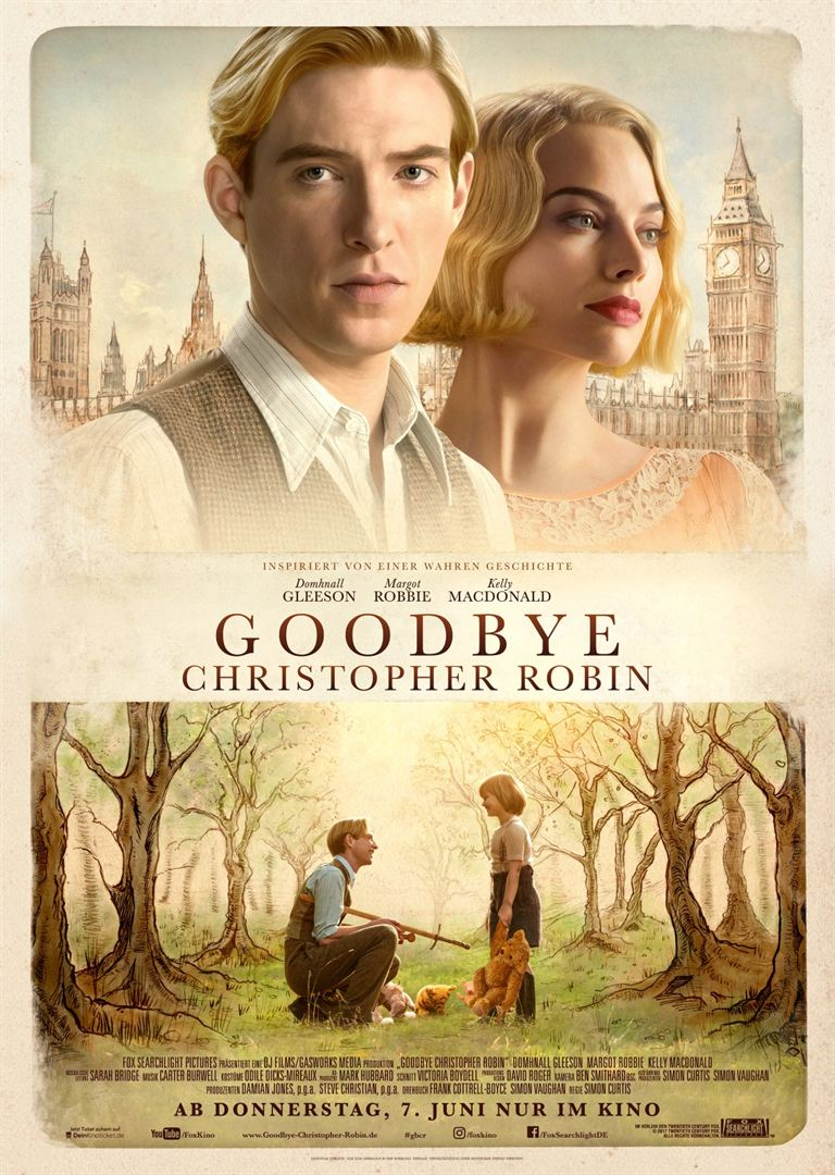 Goodbye Christopher Robin Film ansehen Online