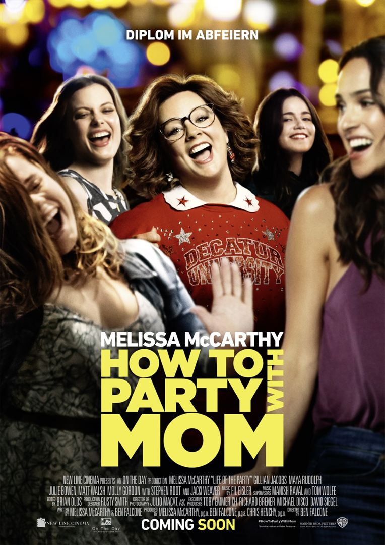 How To Party With Mom Film ansehen Online