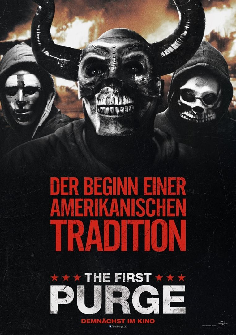The First Purge Film anschauen Online