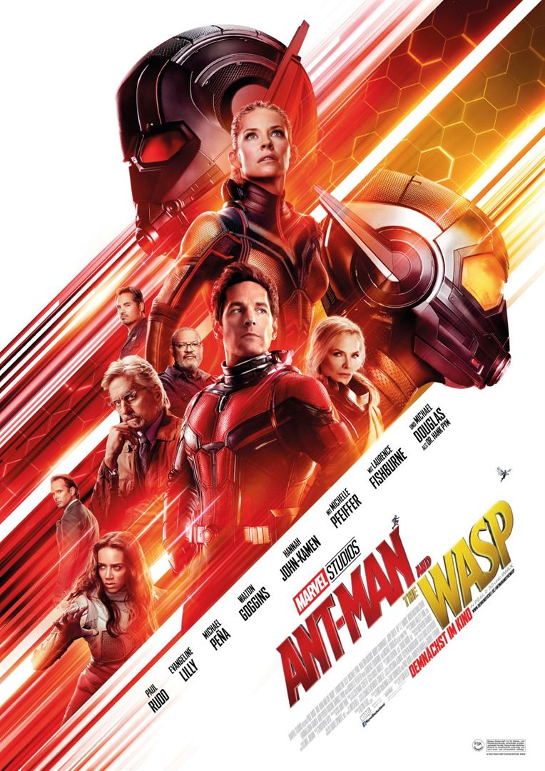 Ant-Man and the Wasp Film ansehen Online