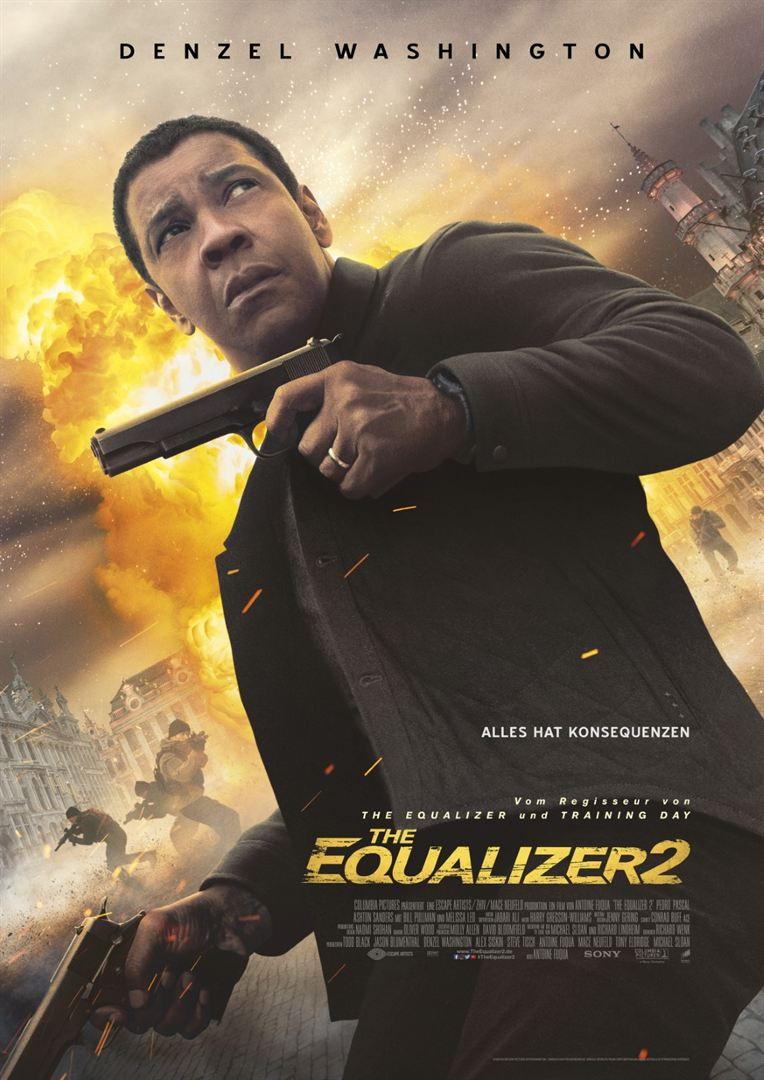 The Equalizer 2 Film anschauen Online