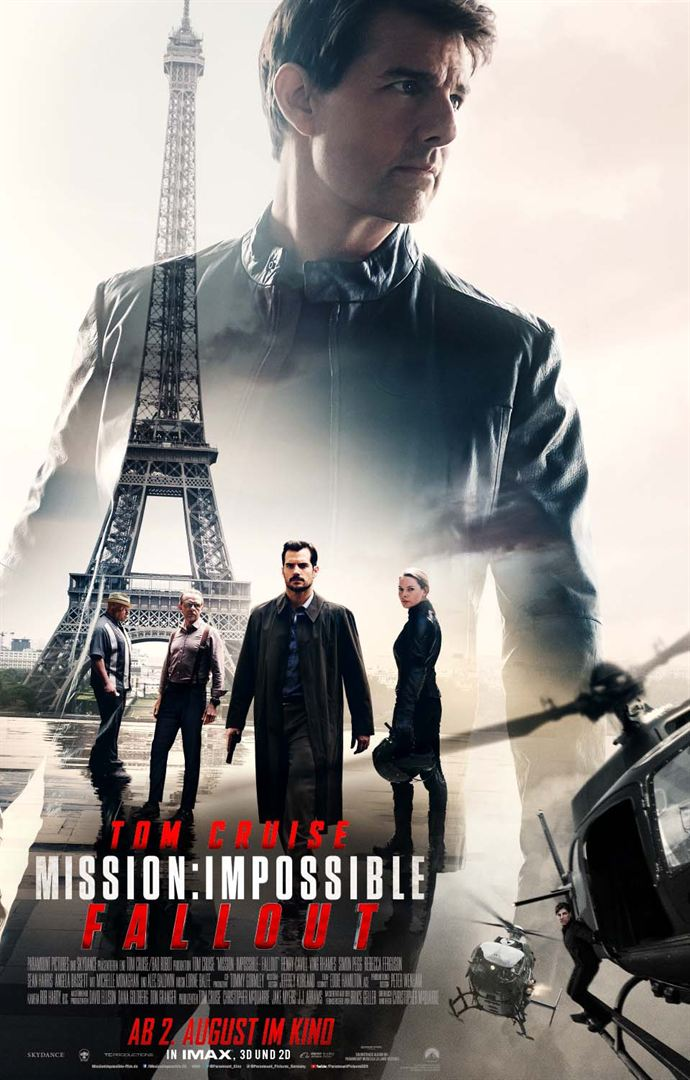Mission Impossible - Fallout Film ansehen Online