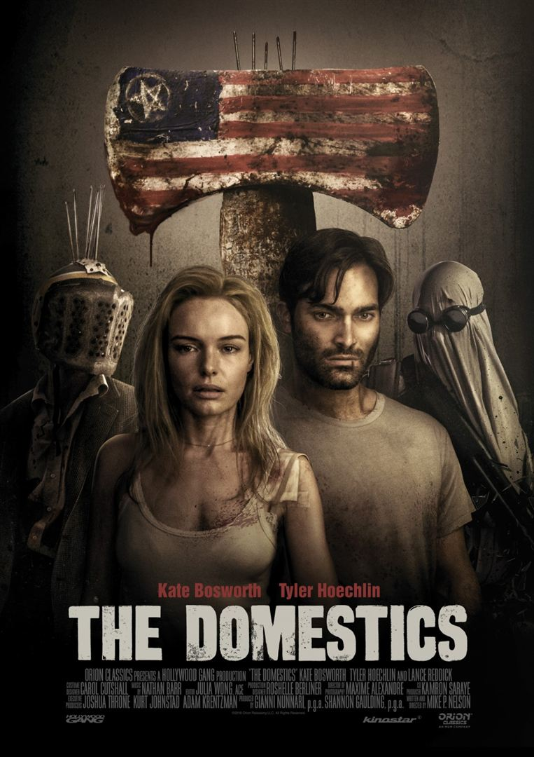 The Domestics Film anschauen Online