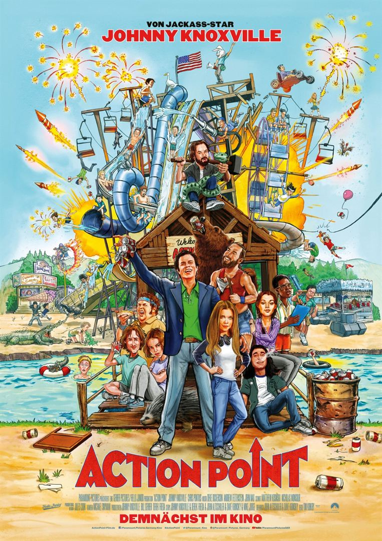 Action Point Film ansehen Online
