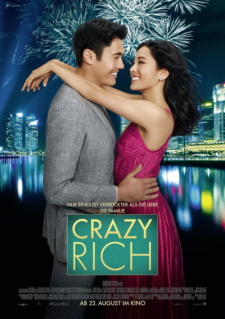 Crazy Rich Film anschauen Online