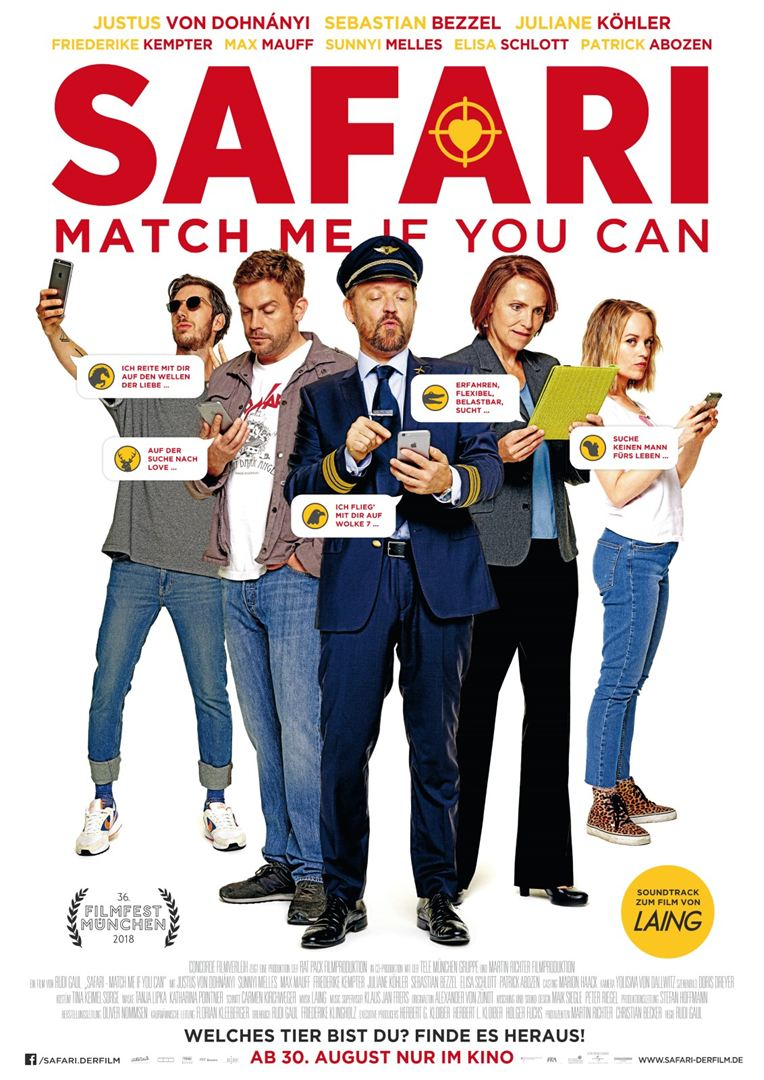 Safari - Match Me If You Can Film anschauen Online