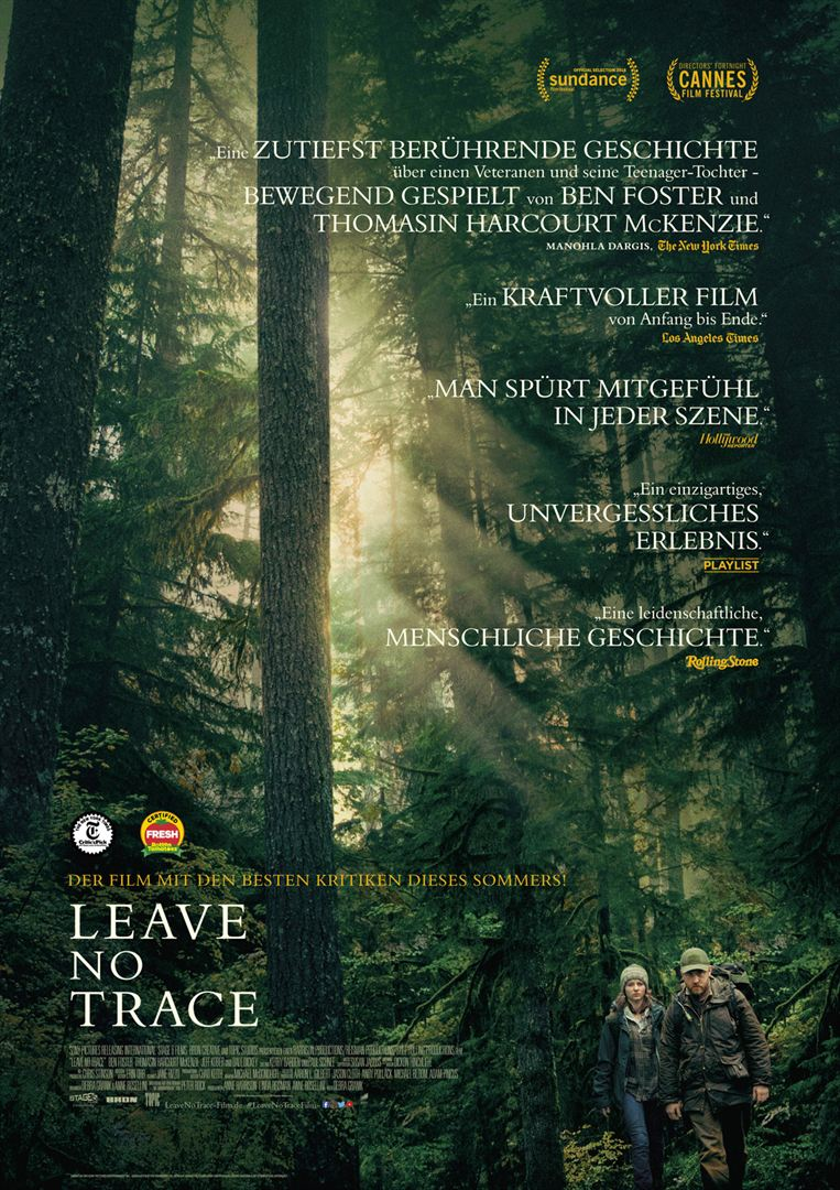 Leave No Trace Film anschauen Online