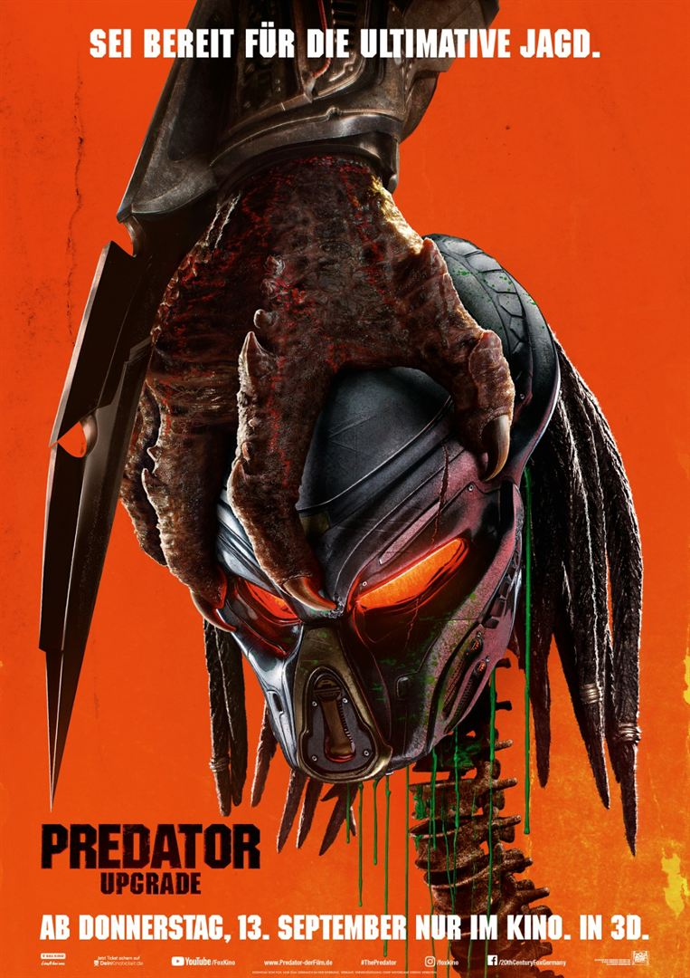 Predator - Upgrade Film anschauen Online