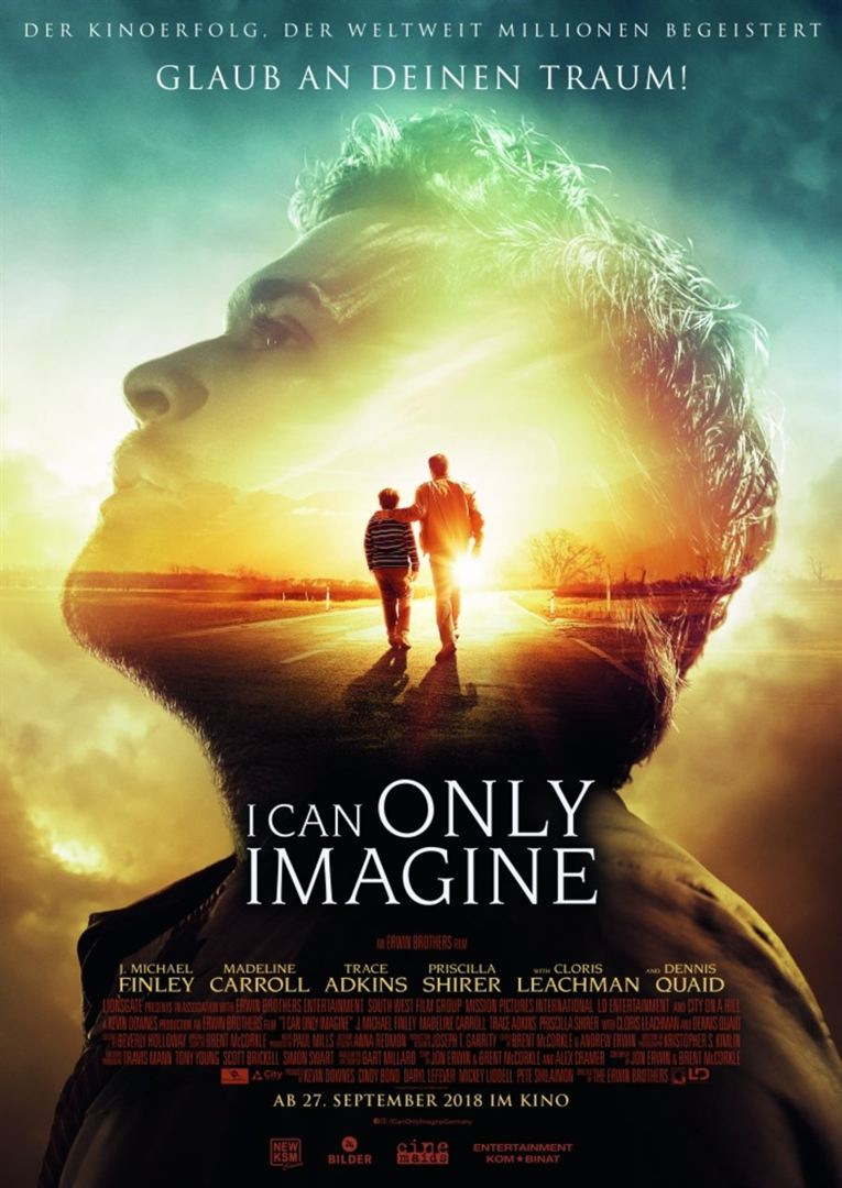 I Can Only Imagine Film anschauen Online