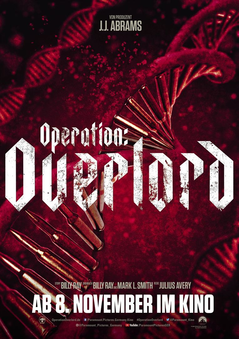 Operation Overlord Film anschauen Online