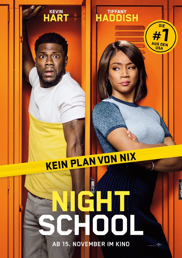Night School Film anschauen Online