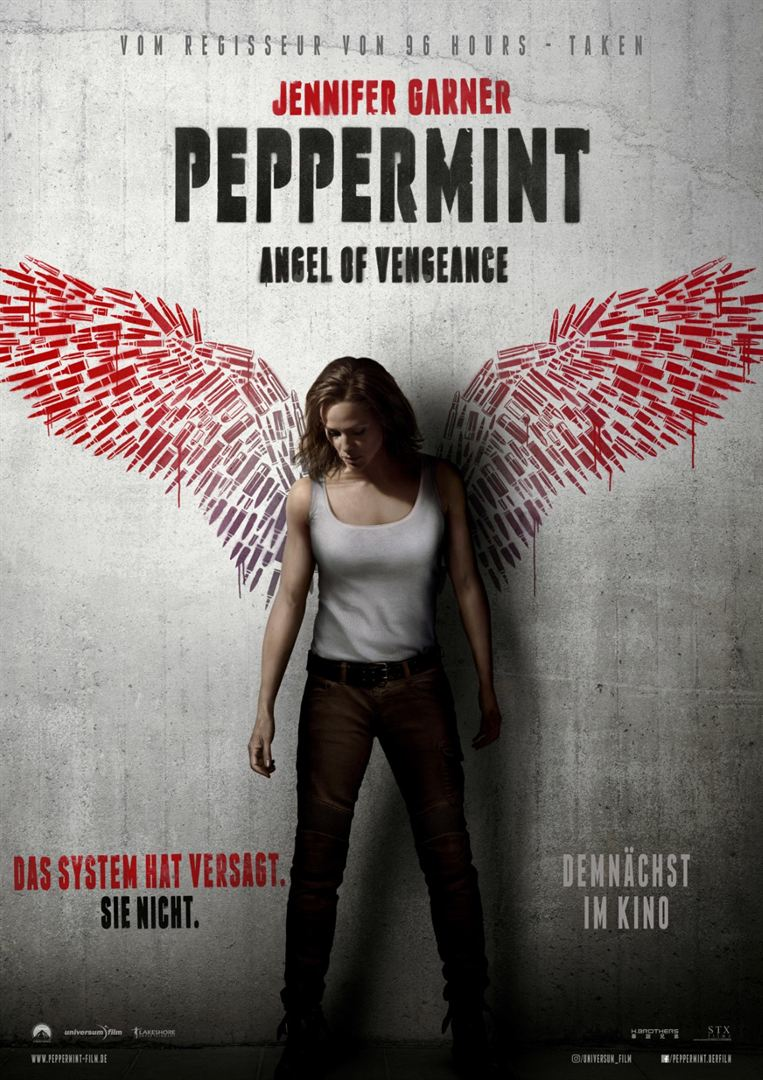 Peppermint Angel Of Vengeance Film ansehen Online