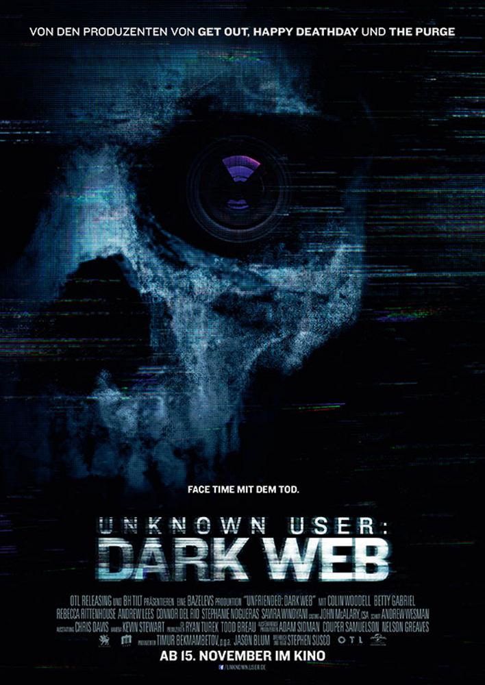 Unfriended Dark Web Stream Deutsch