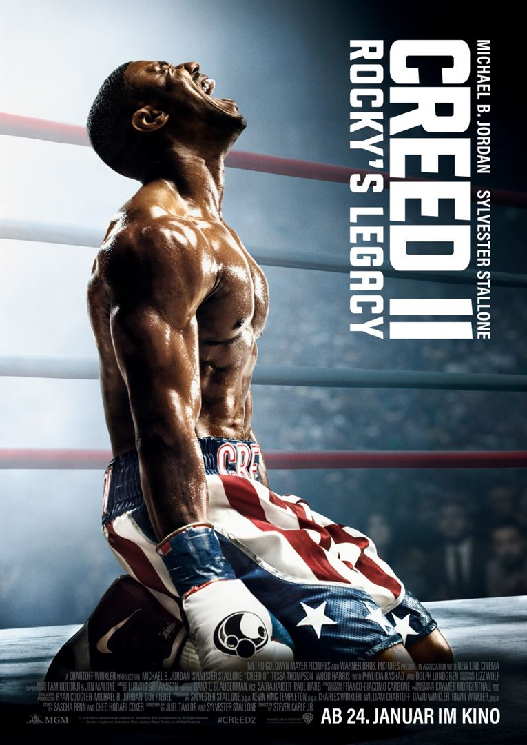 Creed II – Rocky's Legacy Film anschauen Online