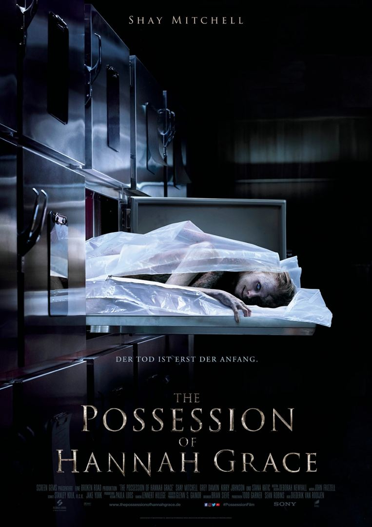 The Possession of Hannah Grace Film ansehen Online