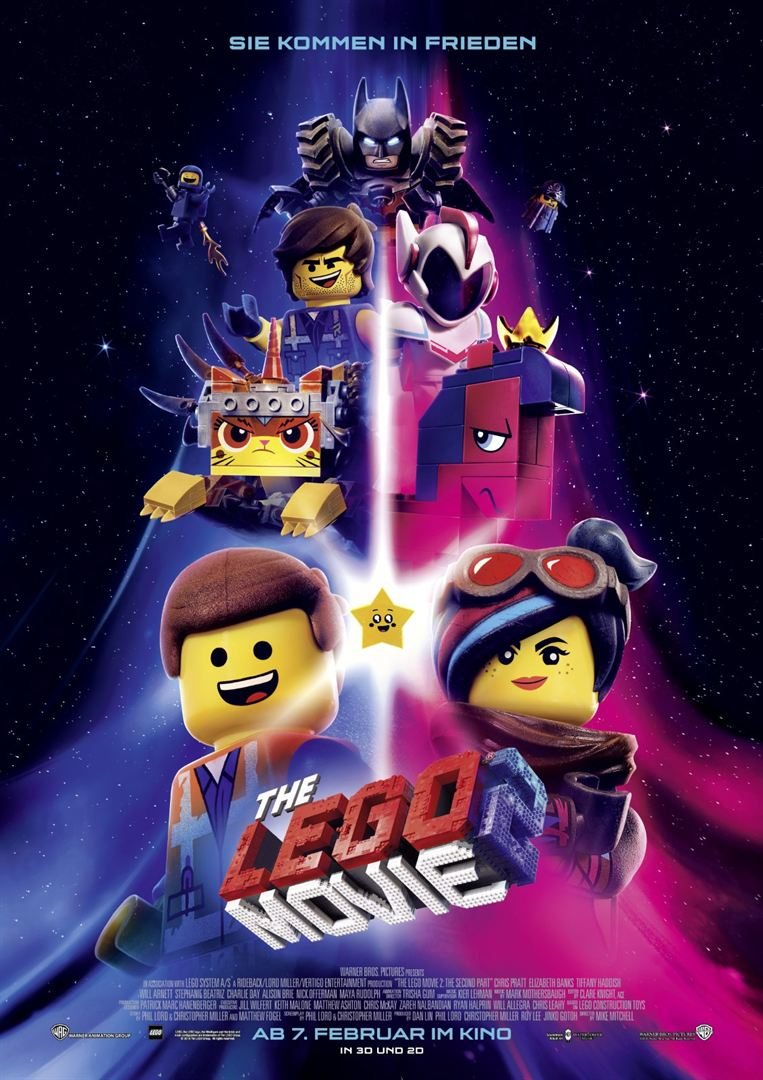 The LEGO Movie 2 Film ansehen Online