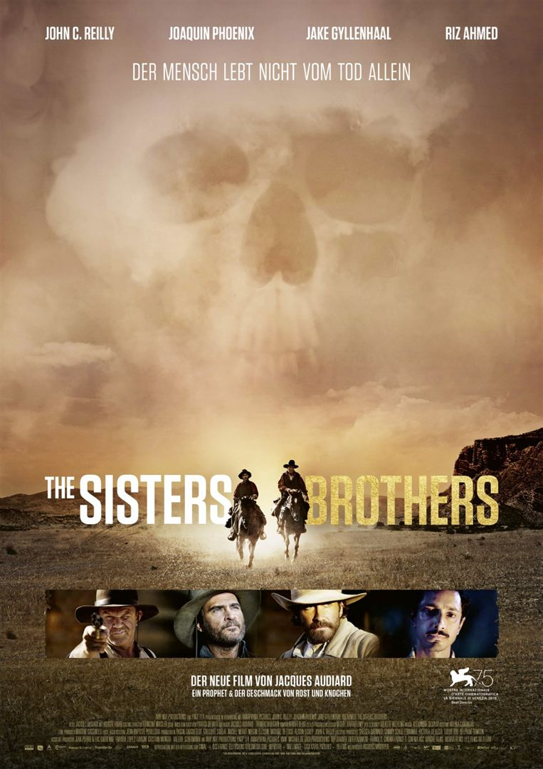 The Sisters Brothers Film anschauen Online