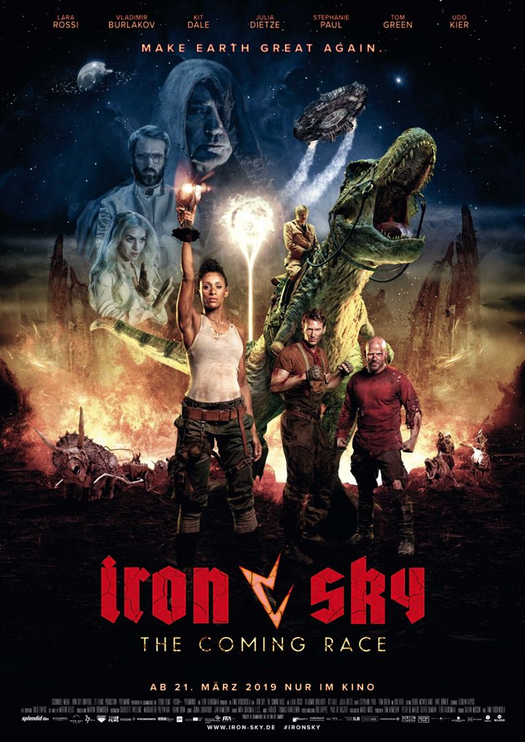 Iron Sky 2 The Coming Race Film ansehen Online