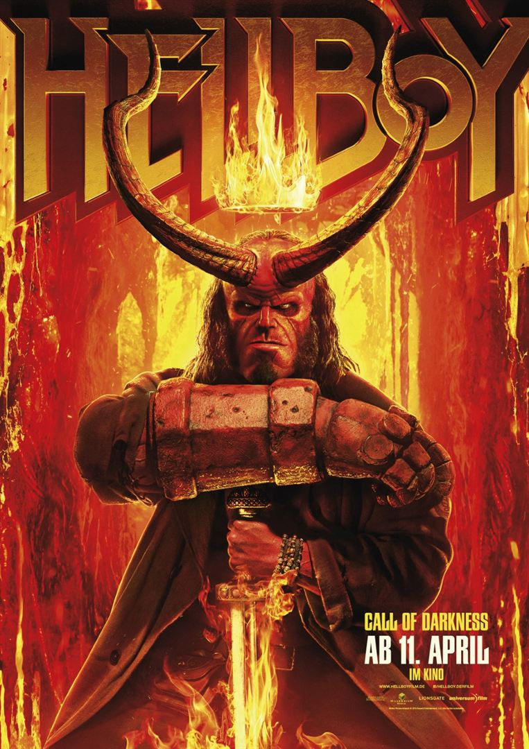 Hellboy - Call Of Darkness Film anschauen Online