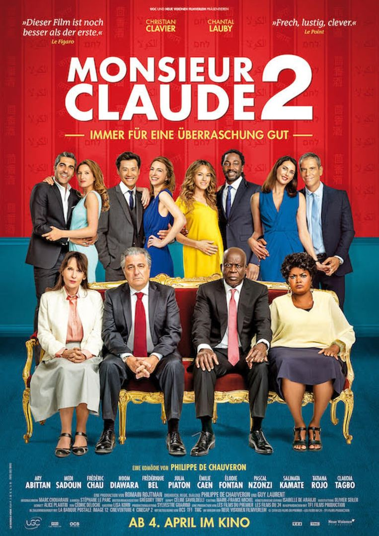 Monsieur Claude 2 Film anschauen Online