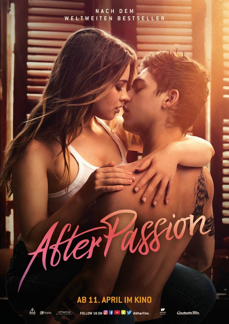 After Passion Film anschauen Online